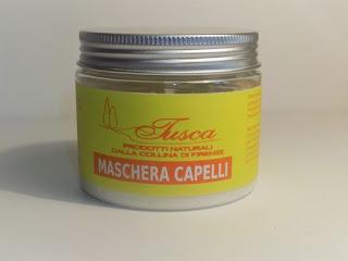 ???RECENSIONE MASCHERA CAPELLI-TUSCA-PRODOTTI NATURALI DALLA COLLINA DI FIRENZE???