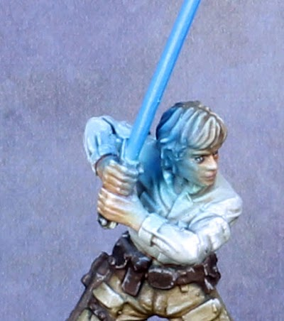 [Starwarslegion] Luke skywalker