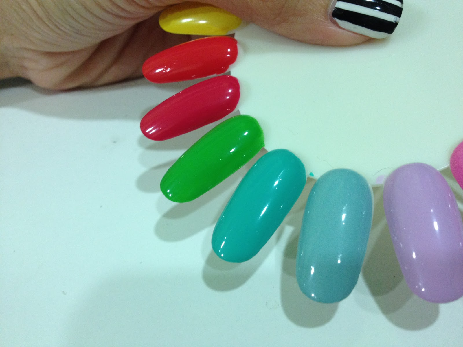 Polish And Poise: China Glaze Electropop Collection