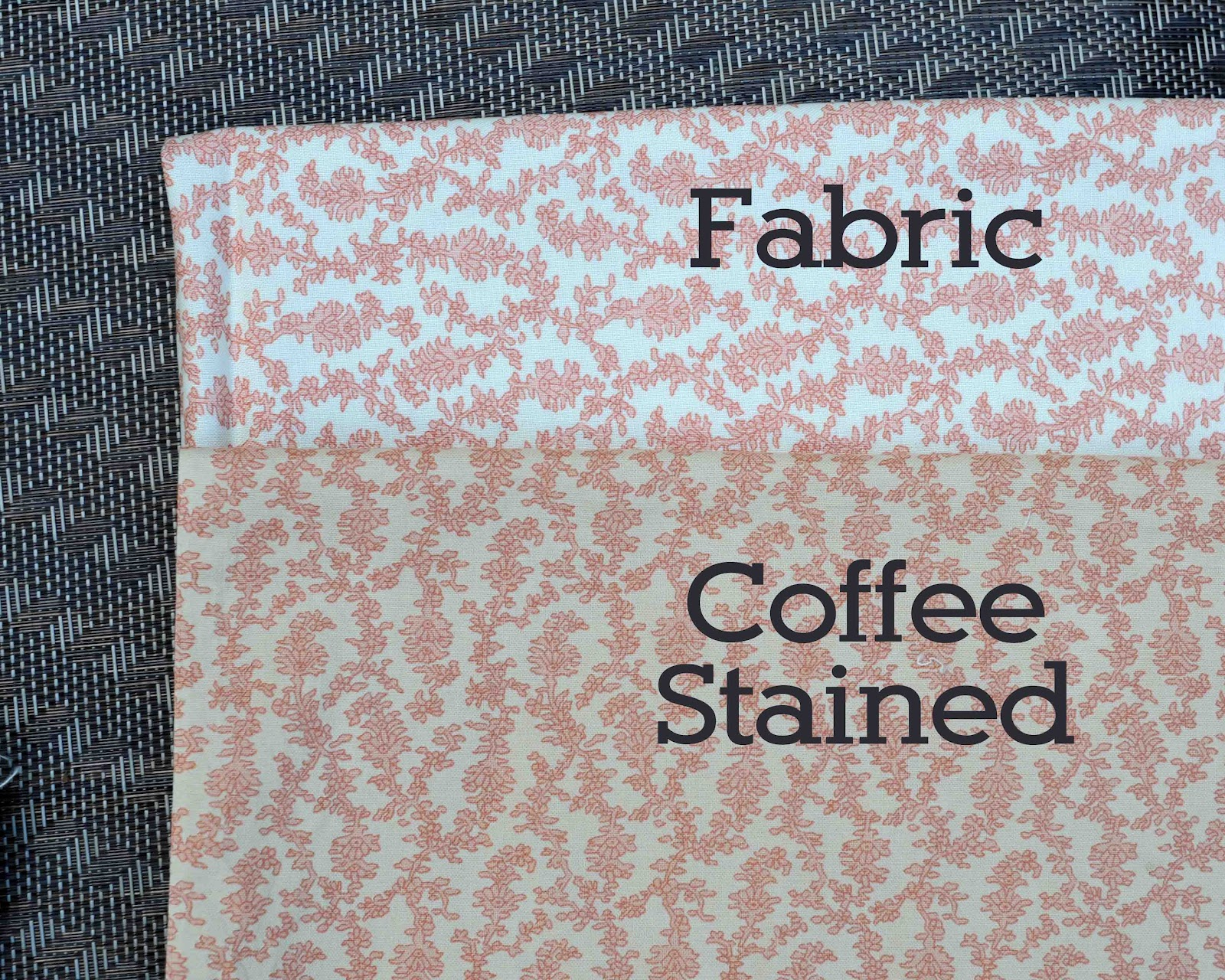 You Can Even Dye Printed Fabrics Again Be Sure To Use 100 Cotton