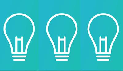 ilustrasi penggunaan listrik agar lampu bisa menyala