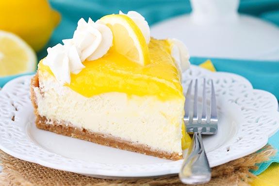 Resep Mudah Cheesecake Lemon, Bikin Air Liur Menetes
