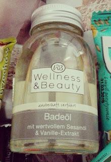 Cena Na Do Widzenia - olejek do kąpieli Wellness&Beauty - szybka recenzja