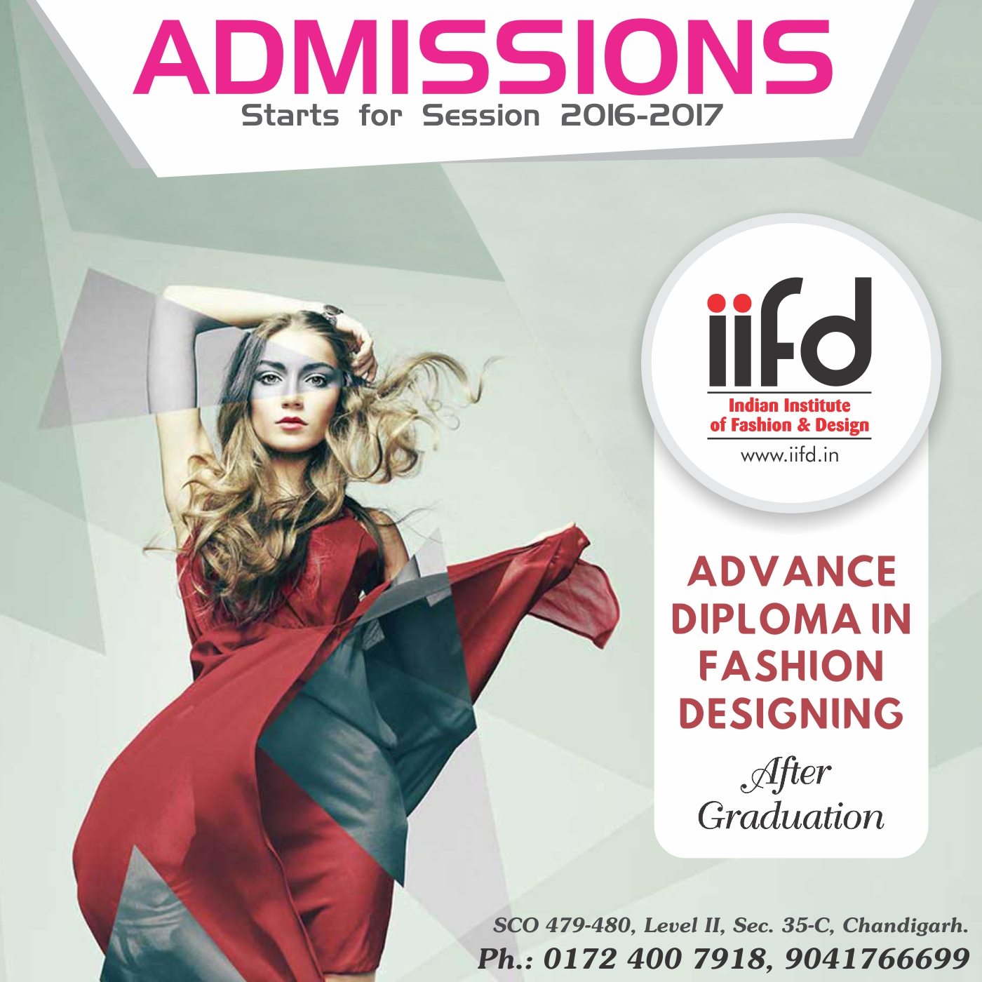 Iifd Best Fashion Designing Courses Institute In Chandigarh Punjab Why We Need Fashion Institute
