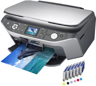 Download Epson RX650 Printer Resetter