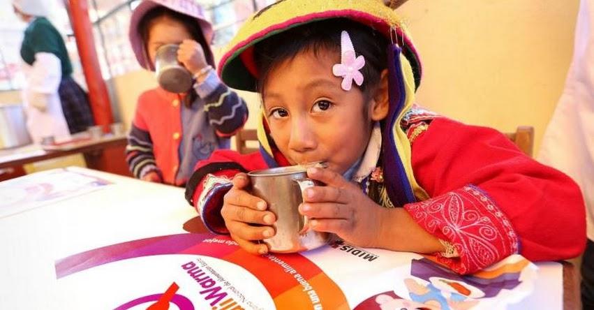 QALI WARMA: Beneficiarios del Programa Social no reciben producto Pura Vida ni otros similares - www.qaliwarma.gob.pe