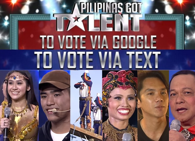 How to vote PGT 2018 semi-finals: Google and Text