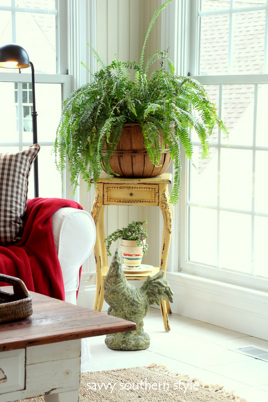 Savvy Southern Style The New Sun Room