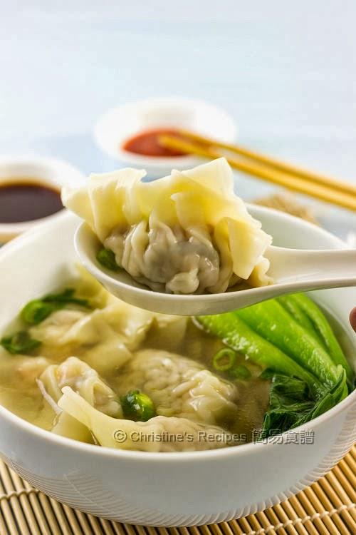 上湯水餃 Dumpling Soup03