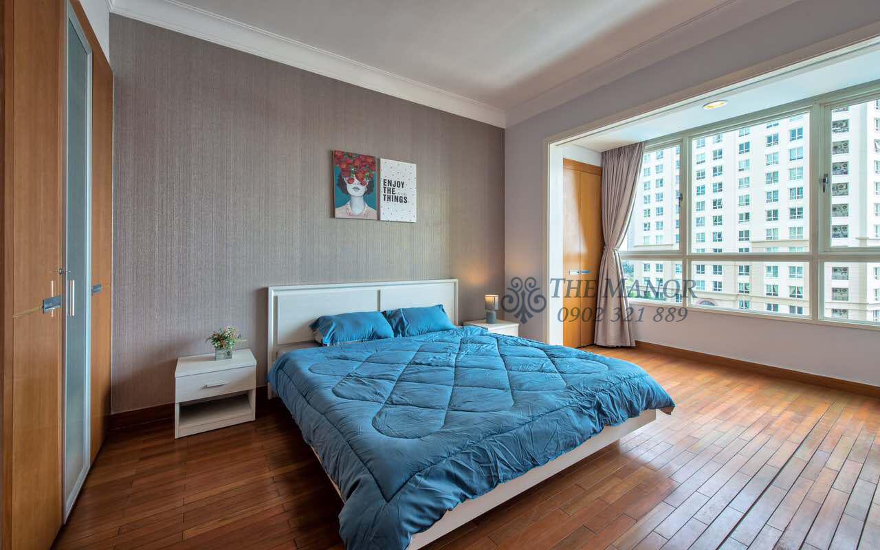 Cho thuê căn hộ chung cư The Manor 2PN