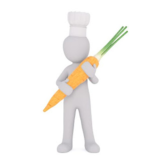 vegetables, healthy, vitamin, vegan, carrot, white male, 3d model, isolated, 3d, model, full body, white, 3d man, 3d-model, food, raw food,