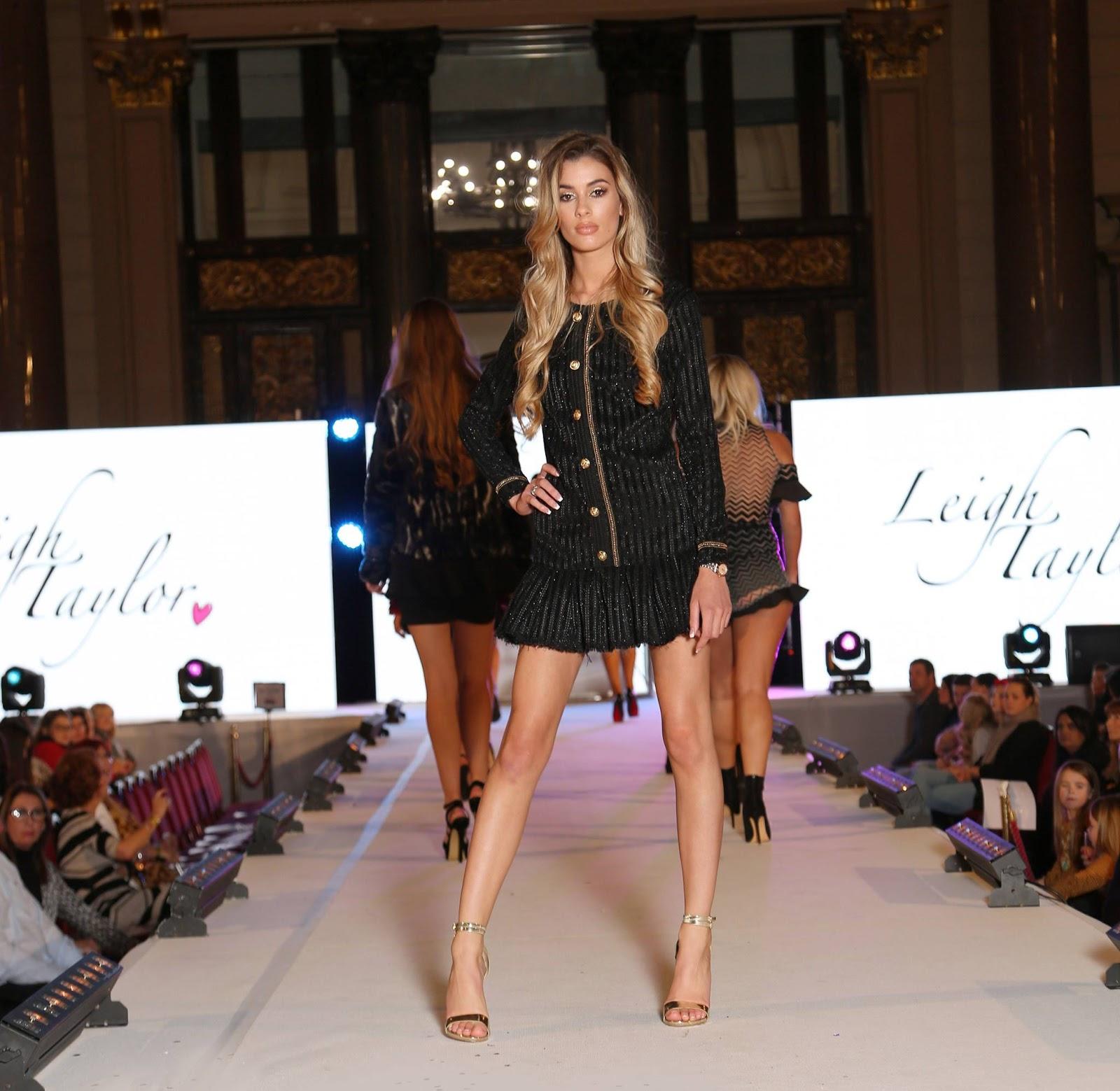 Leigh Taylor North West Fashion Festival 2016