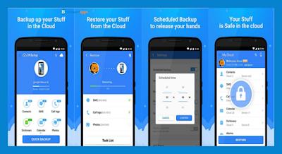 7 Aplikasi Backup Android Terbaik