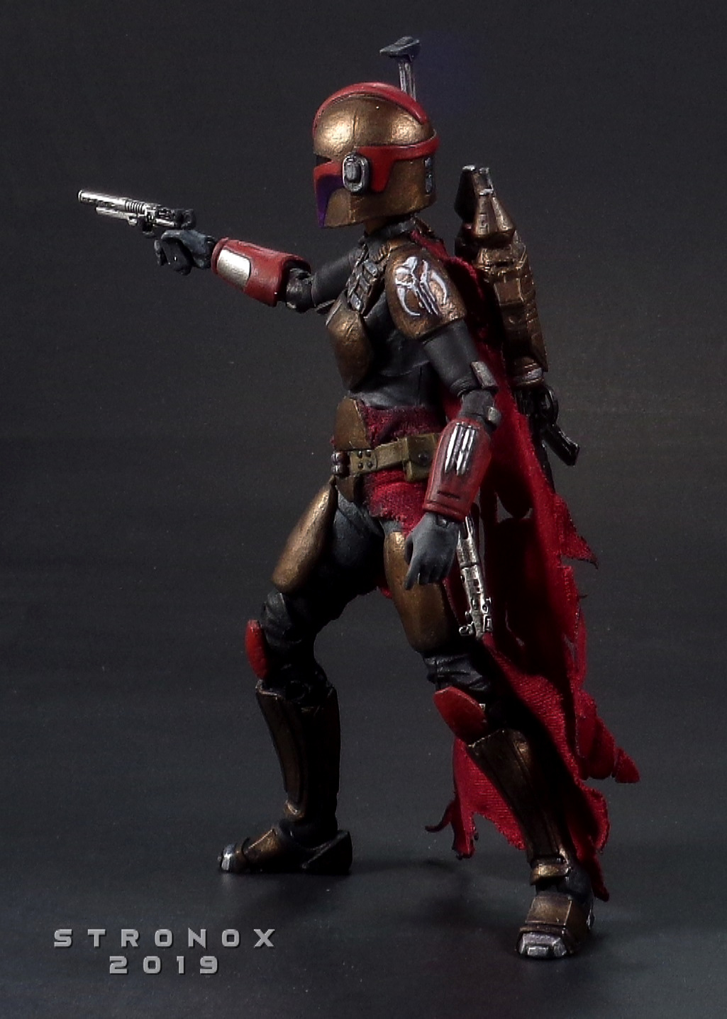 Mandalorian Jedi