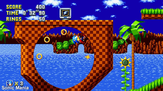 Sonic Mania - PC FULL - Multi4 - Captura 4