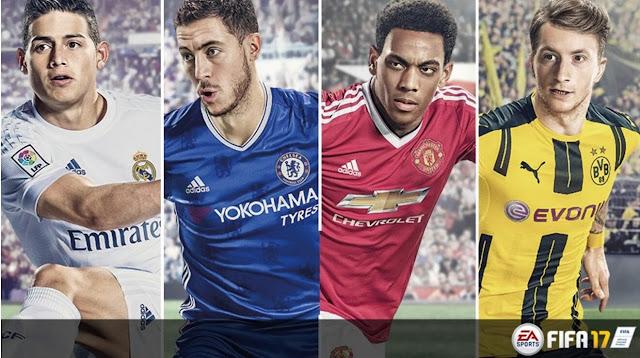 O trailer do FIFA 17