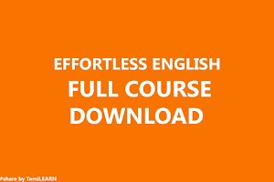 Download Effortless English Full 6 DVD Ebook + MP3 miễn phí