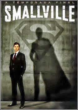smallville 8 temporada dublado rmvb