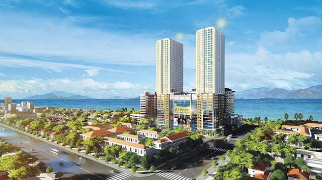 Phối cảnh Căn hộ Gold Coast Nha Trang