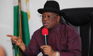 Politics: Gov Umahi sacks Ebonyi commissioner for Justice