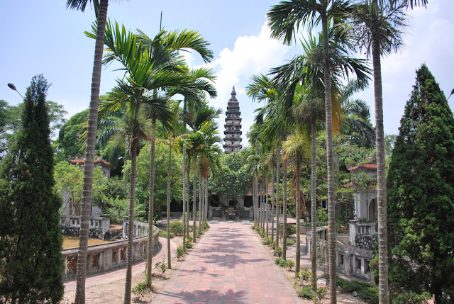 Keo Pagoda, Thai Binh