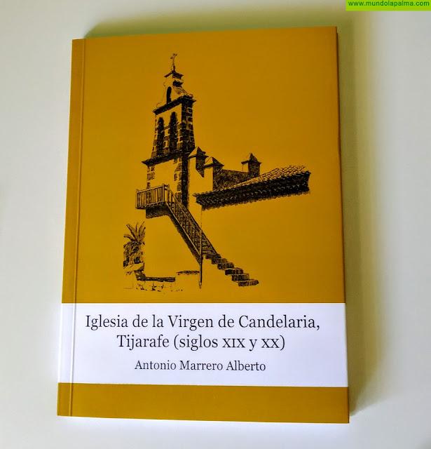 """Tijarafe acogió la presentación del libro """"Iglesia de la Virgen de Candelaria, Tijarafe (siglos XIX y XX)"""