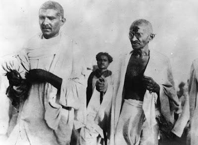History of Indias Independence Mahatma Gandhi