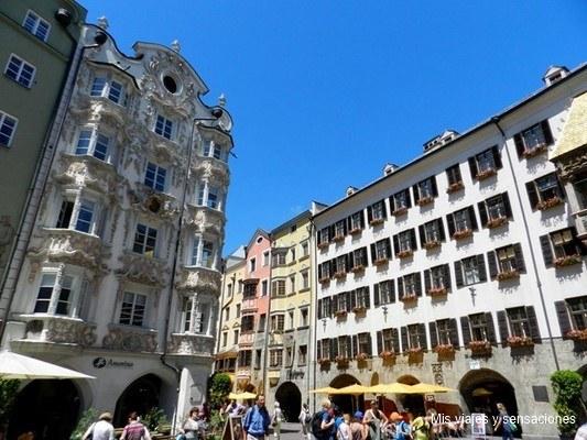 Casa Helbling, Innsbruck, Tirol, Austria