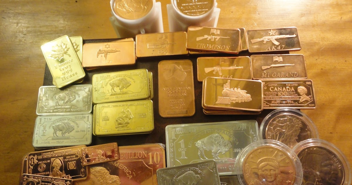 Base Metals Bullion Base Metal Bullion Lot Bronze