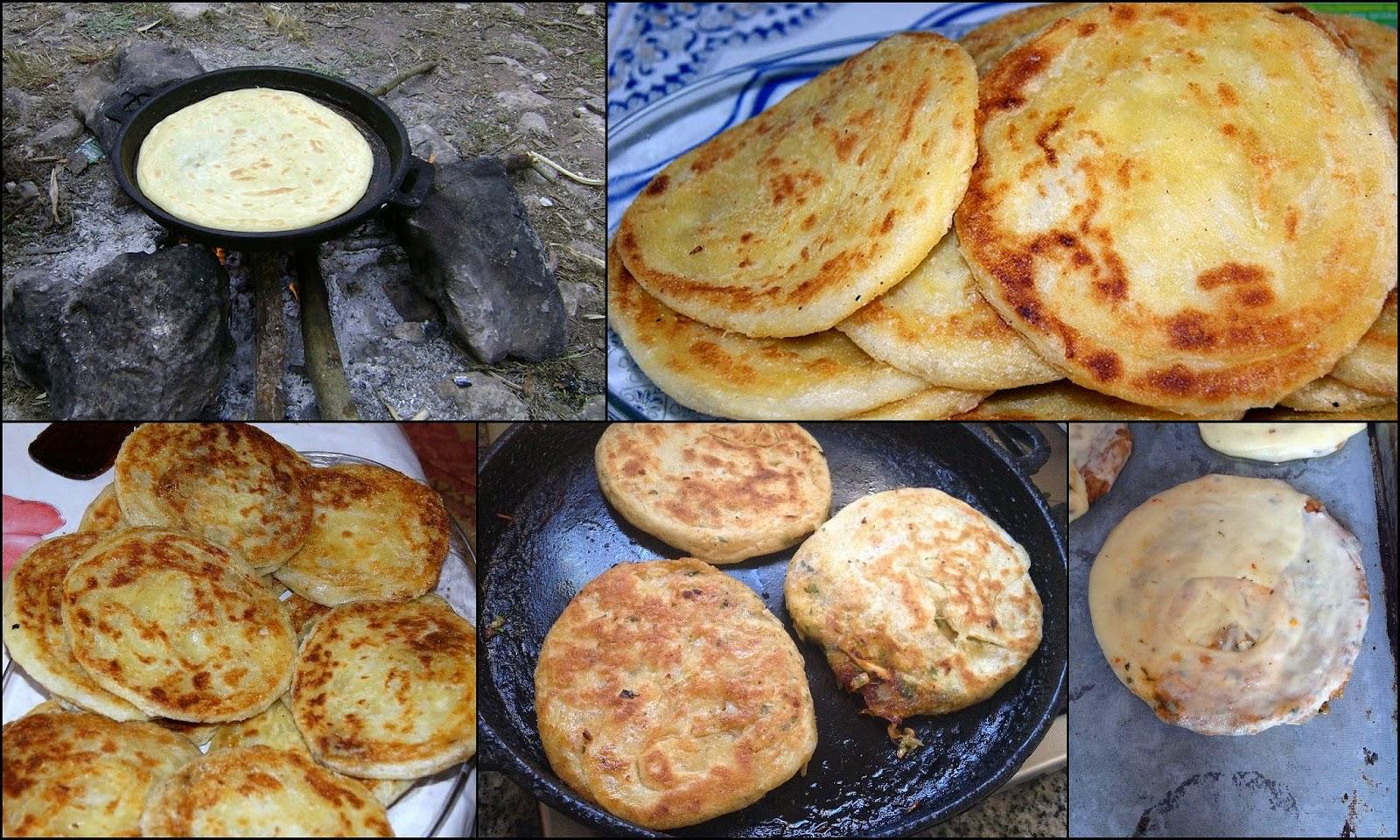 Moroccan bread recipe