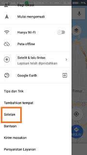 Cara Mengetahui Rute Ganjil Genap di Aplikasi Google Maps Tutorial Mengatur Rute Ganjil Genap di Google Maps