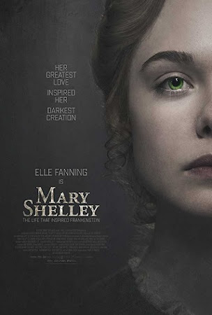 Poster Of Hollywood Film Watch Online Mary Shelley 2017 Full Movie Download Free Watch Online 300MB