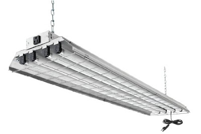 4 Light Heavy Duty Shoplight