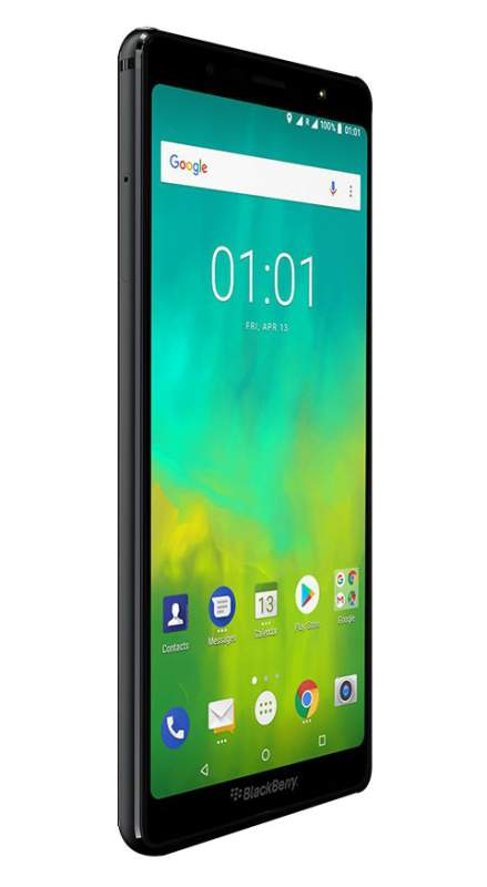 BlackBerry Evolve X - Harga dan Spesifikasi Lengkap