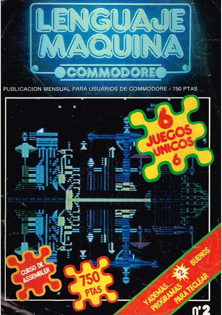 Lenguaje Máquina Commodore #02 (02)