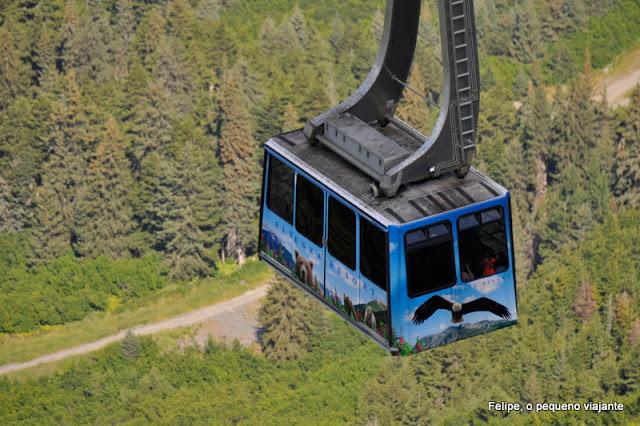 Mount Alyeska Aerial Tram_Alasca