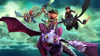 Dragons Dawn of New Riders Wallpaper