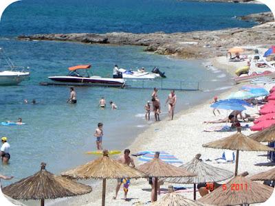 Plaja de la Pefkari