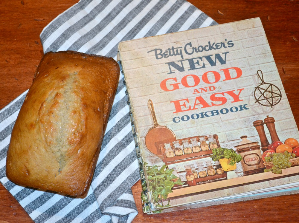 vintage betty crocker cookbook
