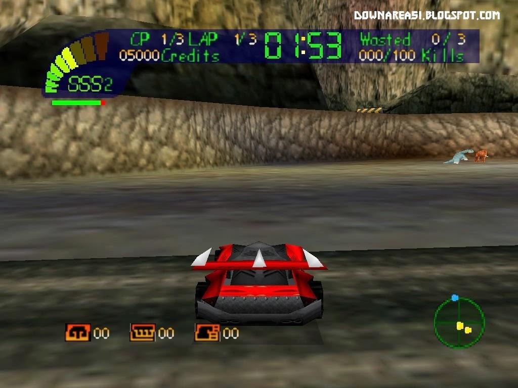 Carmageddon N64