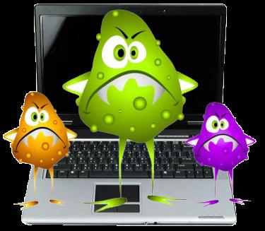 ازالة الفيروسات من الايفون