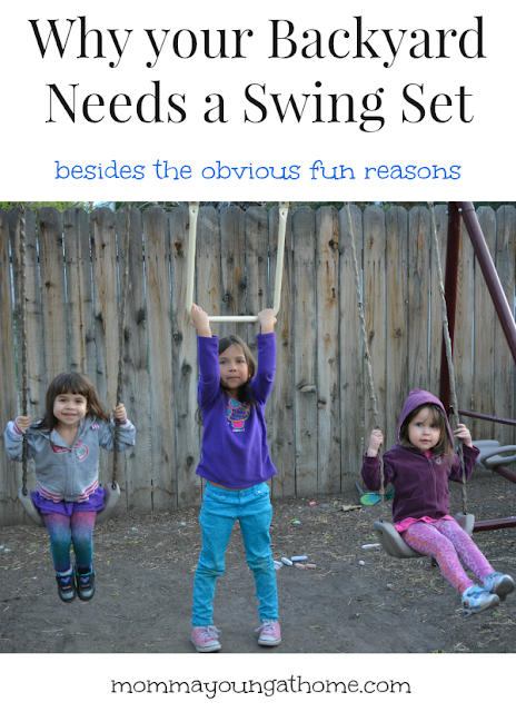Swing Sets Give Your Backyard an Instant Upgrade