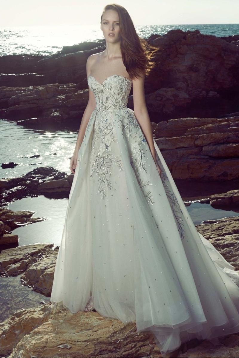 Zuhair Murad Bridal Dresses Spring 2017