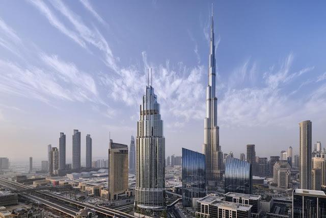 فنادق قريبه من دبي مول وبرج خليفه