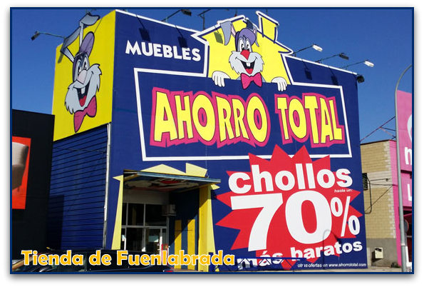 10 tiendas de muebles low cost en madrid for Muebles low cost madrid