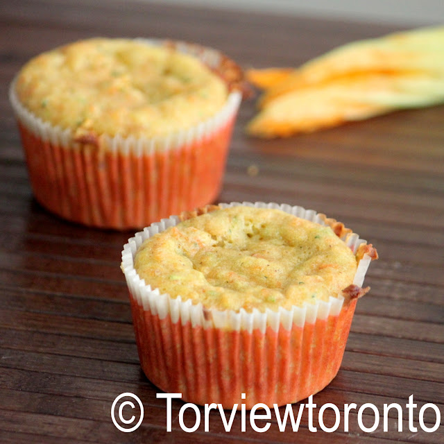 carrot zucchini cupcakes