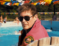 David Hasselhoff in Piranha 3DD