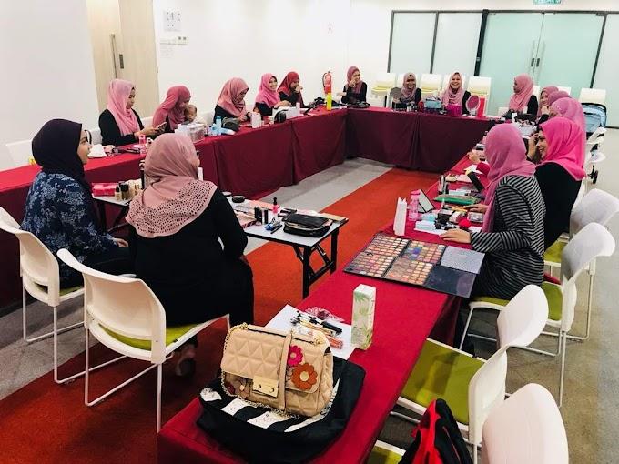 Grooming Workshop 1.1  - Bengkel Kecantikan & Personaliti Wanita Moden