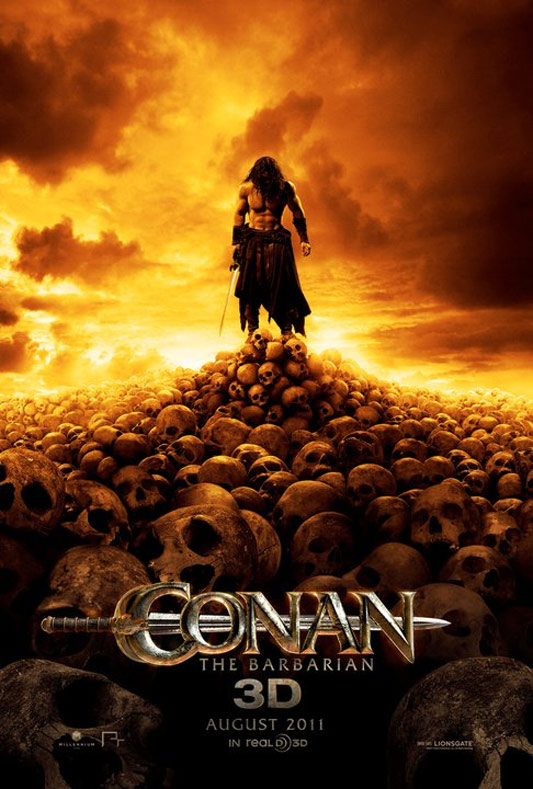 Conan the Barbarian (Synopsis, poster and trailer) Movie 2011