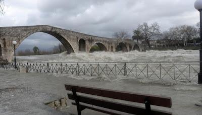 ΗΠΕΙΡΟΣ-Έργα υποδομής για τις πλημμύρες